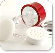 Loose Powder Pots