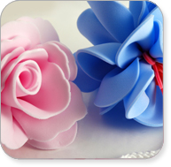 PVA Flowers